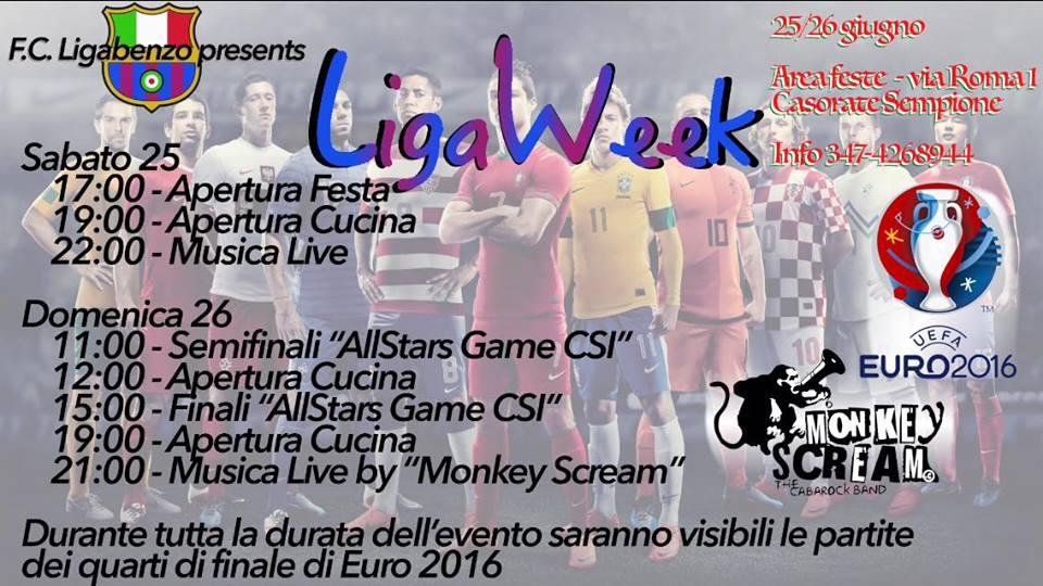 liga week