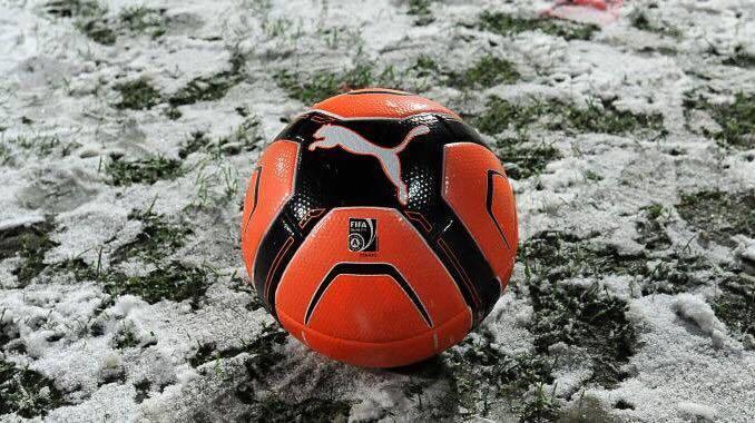 pallone neve