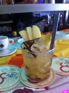 Cocktail o strudel di mele ? ricetta di Mattia Porfidio