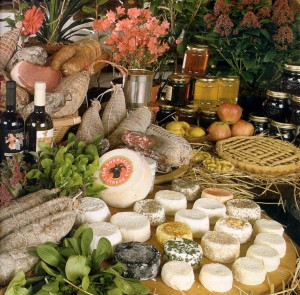 Alcuni dei prodotti tipici varesini
