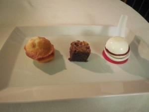 varietà di dessert