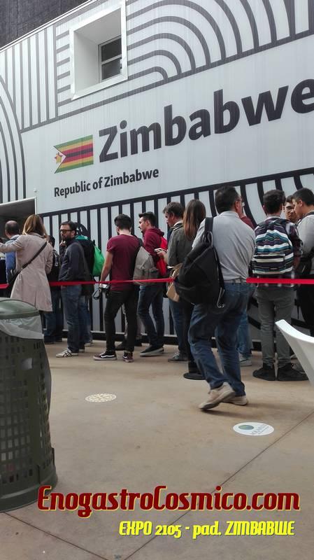 lunga attesa per Crocoburger e Zebraburger al cluster Zimbawe