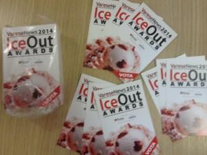 cartoline iceout