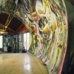 1982-1985-1t-murale-dellabside-di-profilo-chiesa-del-barrio-riguero-managua