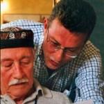AURELIO C. festeggia gli 80 anni con il figlio Rosso