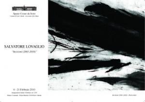 Salvatore Lovaglio, mostra a Sesto Calende