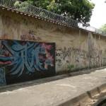 La destruccion del mural