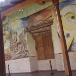 Governatori, particolare del murale nel Convento San Francisco di Granada