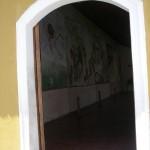 Ingresso al Convento San Francisco di Granada