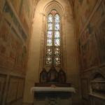 Firenze, Santa Croce, Cappella Peruzzi