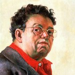 DIEGO RIVERA Autoritratto