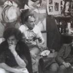 1972-firenze-con-sergio-staino-nello-studio-del-maestro-farulli