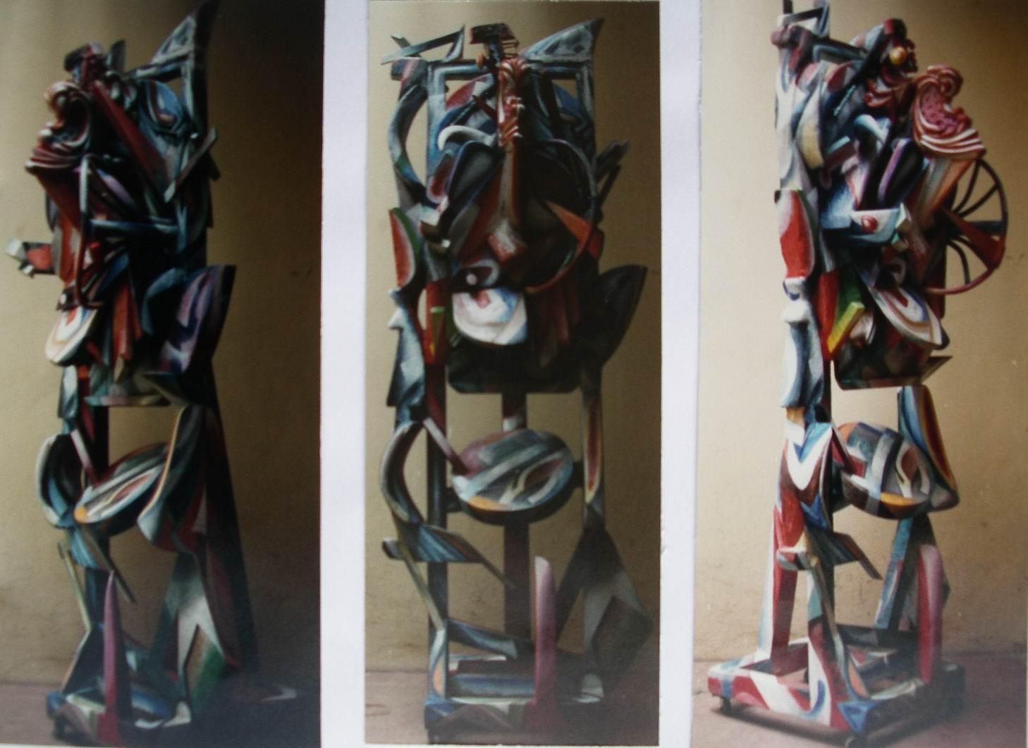 1986-1-el-nacimiento-assemblaggio-scultorico-policromato-managua-nicaragua