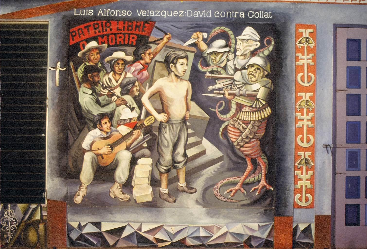 1982-1985-1n-luis-alfonso-velasquez-affronta-la-grande-bestiachiesa-del-barrio-riguero-managua