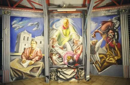 4-triptico-de-san-romero-de-america-iglesia-santa-maria-de-los-angeles-barrio-riguero-managua