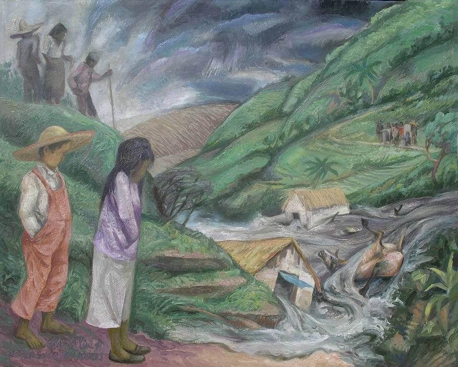 3-sergio-michilini-es-que-somos-muy-pobres-juan-rulfo-el-llano-en-llamas-2011-oleo-sobre-tela-de-lino-cm60x75