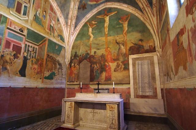Image result for Cappella di santa Caterina d'Alessandria