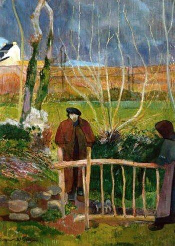 Gauguin - Bonjour, Monsieur Gauguin
