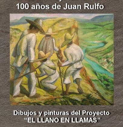 """84 - Sergio Michilini, 17 pinturas al óleo sobre tela del Proyecto """"Juan Rulfo, EL LLANO EN LLAMAS"""", U$D…a concordarse"""