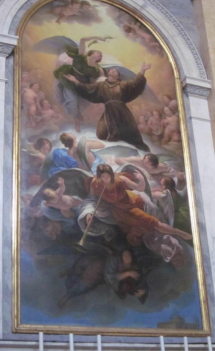 Pala d'altare, Trieste