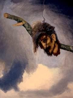 Francisco Goitia, Cabeza de ahorcado