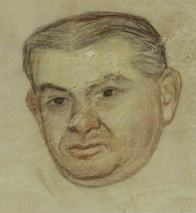 Francisco Goitia, ritratto
