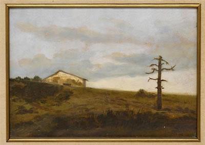 Goitia Francisco, paisaje