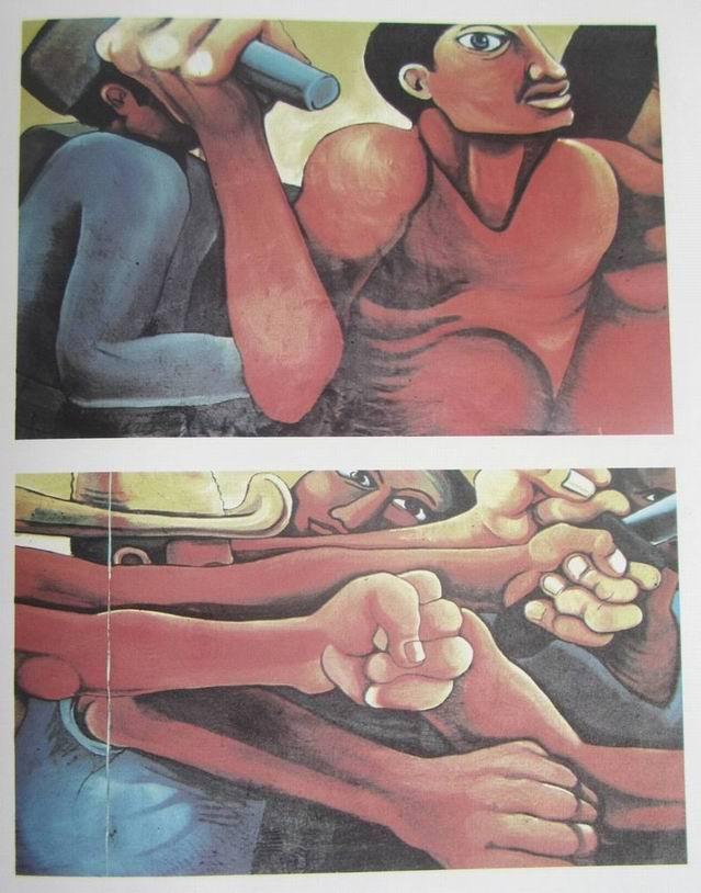 22   JINOTEGA,  antigua carceles somocistas, detalles, 1980, cod.n.180