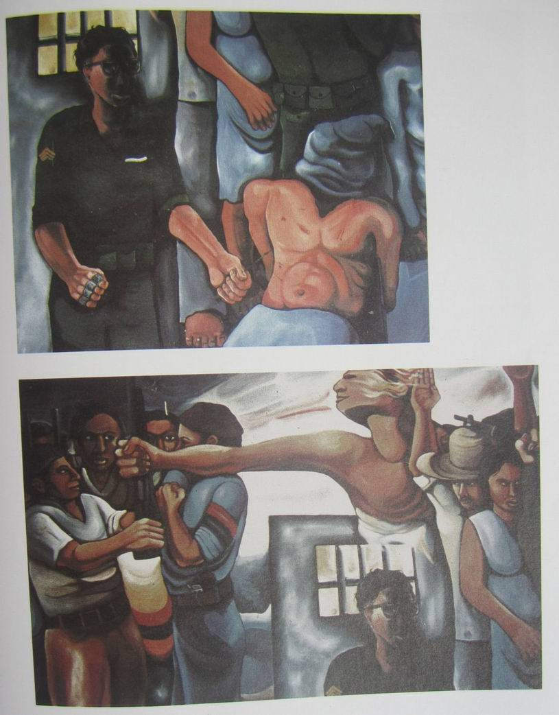 31   TIPITAPA, Centro Penitenciario Jorge Navarro, cm.400x650,octubre 1980, cod.n.260