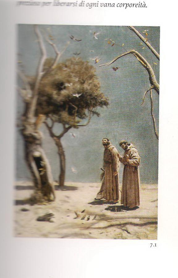 annigoni predica di san francesco agli uccelli 46