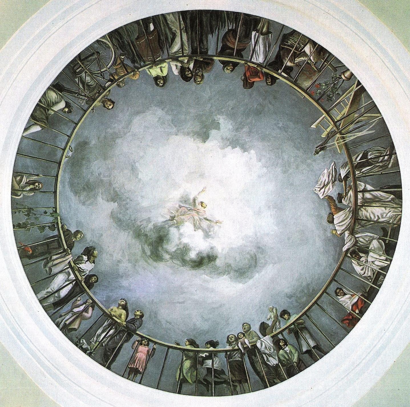 1982  Lonate Pozzolo (VA) Cupola di Santa Maria degli Angeli