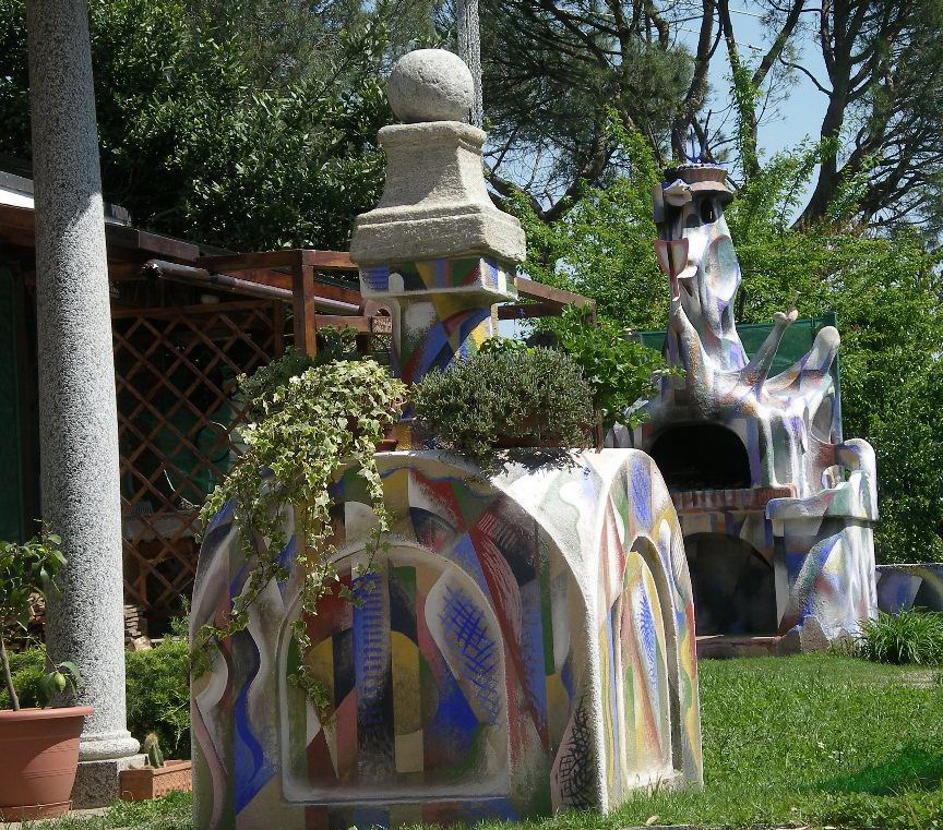 2009- OREY e ARAINHA, Oggiona, Varese