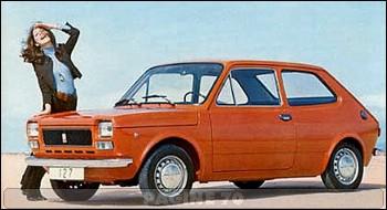 La favolosa Fiat 127