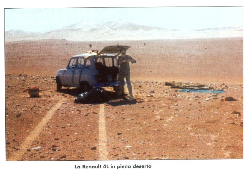 La R4 in Africa