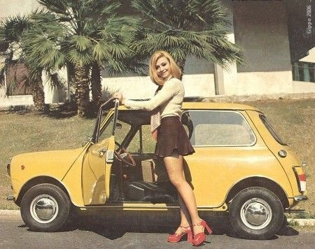 La fantastica Mini Minor