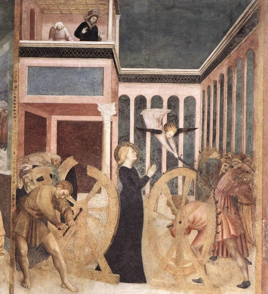 17-Masolino-Roma-S.ClementeCappella-S.Caterina-Santa-Caterina-dAlessandria-e-il-miracolo-della-ruota