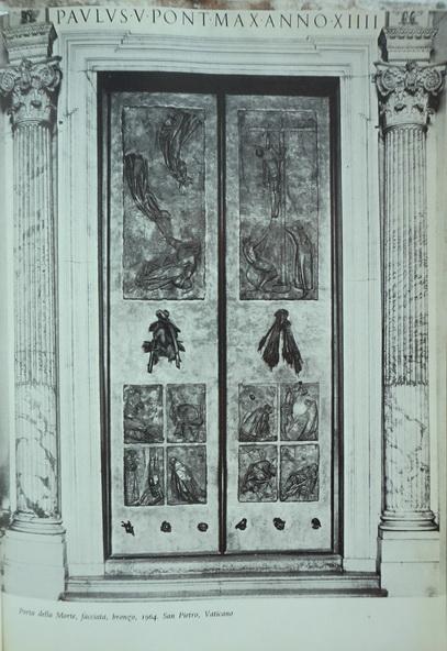"""Giacomo Manzù: """"La Porta della Morte"""""""