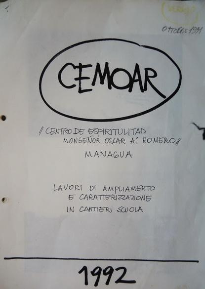 Restructuracion CEMOAR 1 584