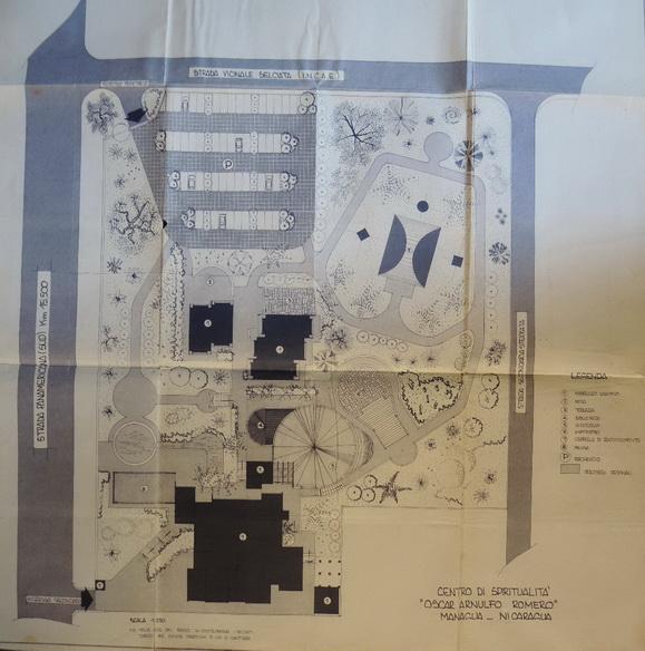 AURELIO C. planimetría de la restructuracion y ampliación del CEMOAR