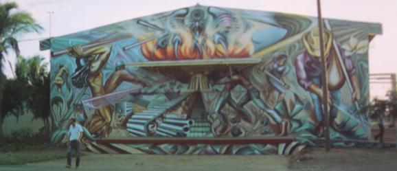 1986 Quimica Borden Tipitapa