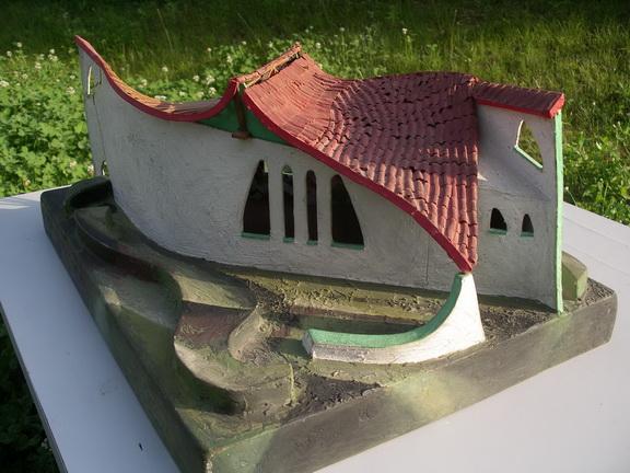 1985- CDI PEDRO MAYORGA, Proyecto Capilla , Managua, Nicaragua