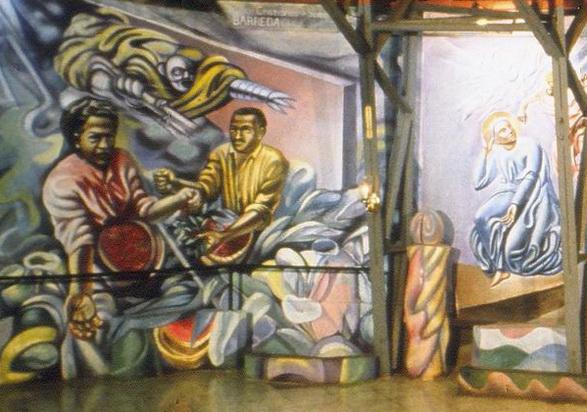 Barrio Riguero ANTES