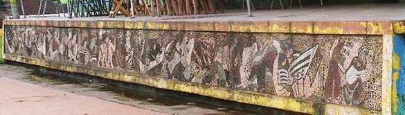 3 - 1985-Mosaico-TARIMA-MALECON-San-Carlos-Rio-San-Juan-Nicaragua