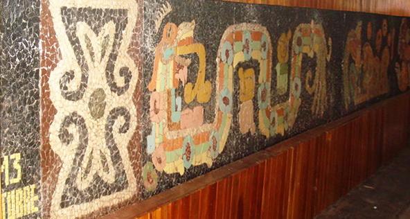 4 -1985-Mosaico-Casa-de-Cultura-de-San-Carlos-Rio-San-Juan-Nicaragua
