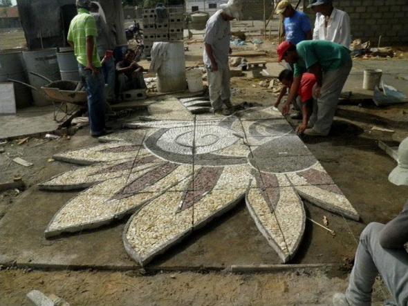 Mosaico Sutiaba Leon