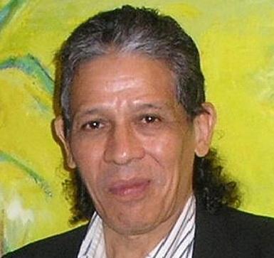 El maestro VIRGILIO ORTEGA SANTIZO en una foto reciente. q.e.p.d.