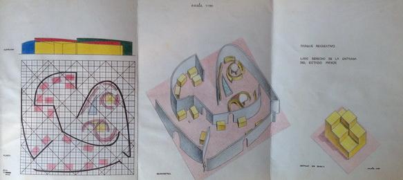 Diseño del maestro GIANCARLO SPLENDIANI