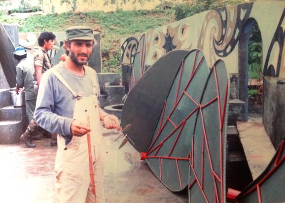 El maestro GIANCARLO SPLENDIANI
