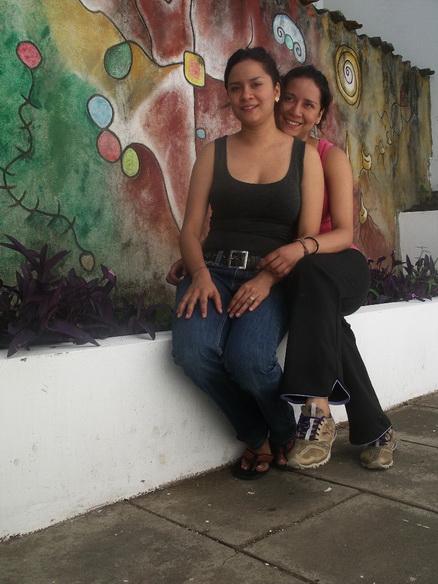 """VALESKA y VALERIA OCAMPO PORRAS, los """"ángeles de la guarda"""" del CEMOAR en estos 25 años"""