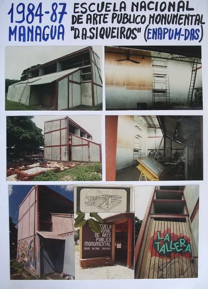 6 - 1984-1987-1 ENAPUM-DAS, Managua, Nicaragua